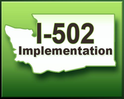I-502-implementation