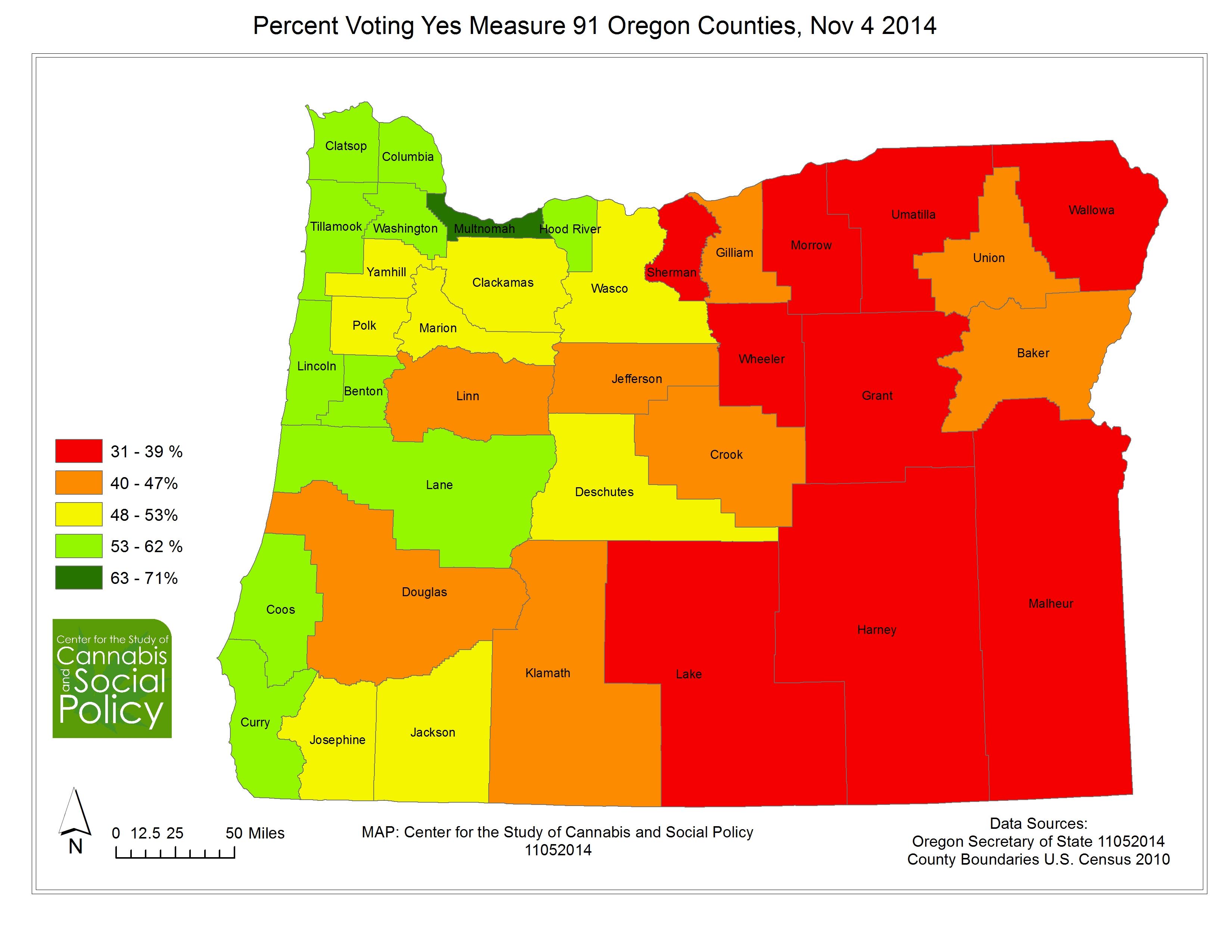 Oregon Senator Jeff Kruse On How Rec Affects Medical Pot